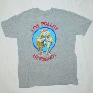 Los Pollos Hermanos (Breaking Bad) T-shirt